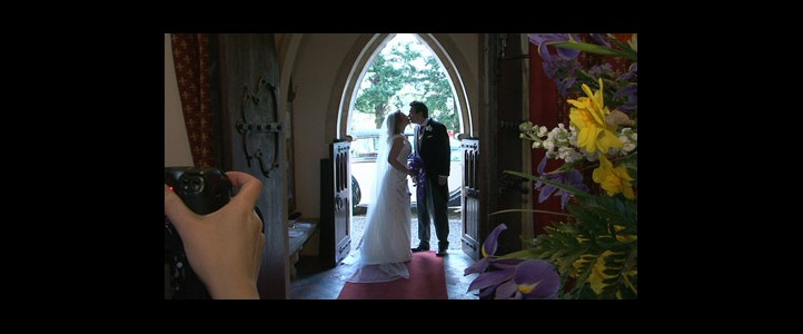 Wedding Videographer for Caroline and Mauricio – 2'nd April 2011.