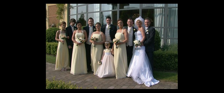 Wedding Videographer for Beverley and Stephen – 30'th April 2011