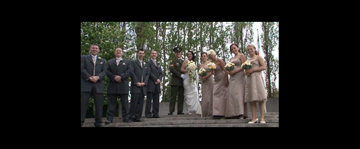 Wedding Videographer for Leonie and Michael – 16'th April 2011