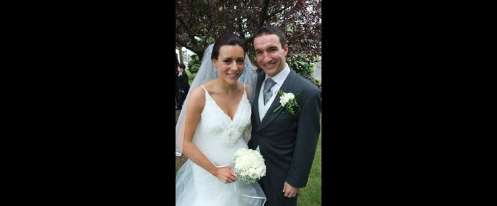 Wedding Videographer for  Lia Reynolds and Conor Byrne – 28'th May 2011