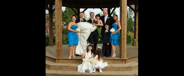 Wedding Videographer for Susan and George – 4'th August 2011