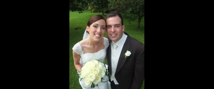 Wedding Videographer for Michelle and James – 9'th September 2011.