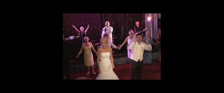 Corporate Videographer Production – Wedding Knights Band