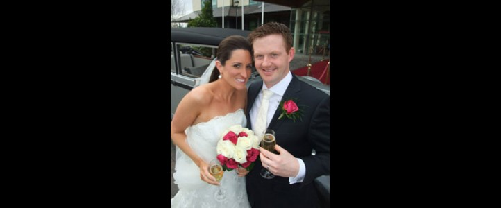 Wedding Videographer Dublin – Regina and Dave – 30'th March 2012.