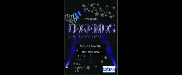 Theatre Production – Such Legends Mount Anville School – 9'th May 2012