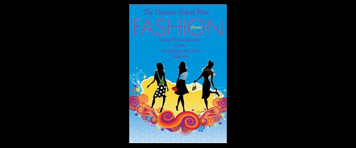 Theatre Production – The Teresian School Peru Fashion Show – 22'nd April 2012