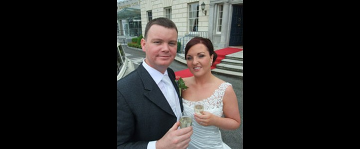 Wedding Videographer Dublin – Leeann and David – 21'st June 2012.