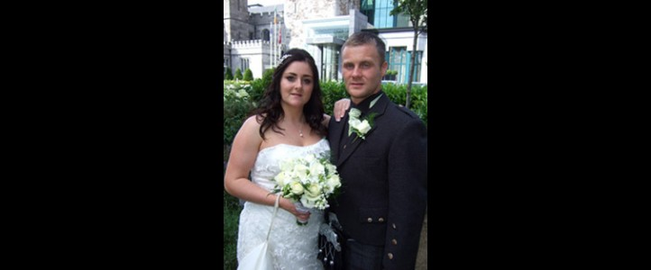 Wedding Videographer Dublin – Janine and Kevin – 26'th July 2012.