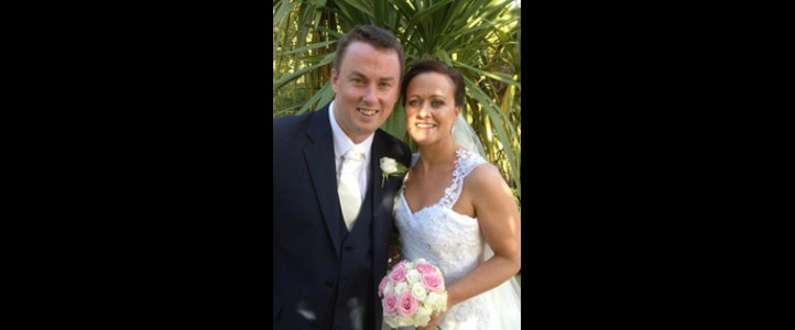 Wedding Videographer for Gail and Damien – 14'th September 2012.