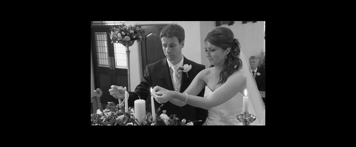 Wedding Videographer Dublin – Ciara and Daire – 31'st December 2012.