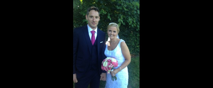 Wedding Videographer – Laura  and Chris – 19'th July 2013.
