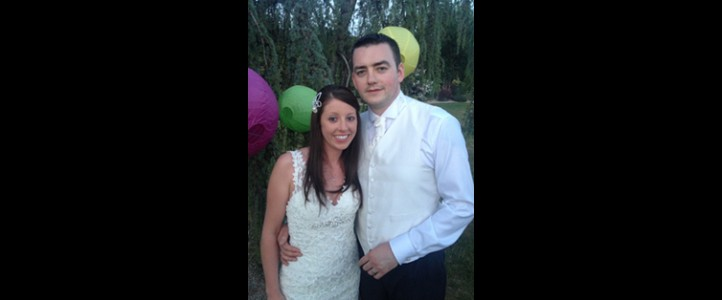 Wedding Videographer – Catriona and Paul – 20'th July 2013.