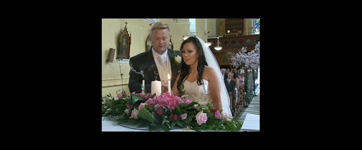 Wedding Videographer – Aoife and Aaron – 6'th July 2013.
