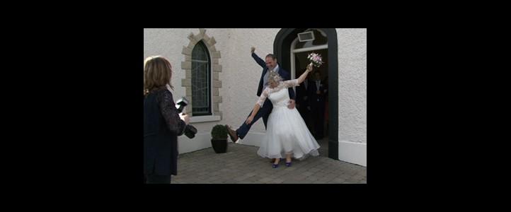 Wedding Videographer Dublin – Arlene and Aonghus – 13'th September 2013.
