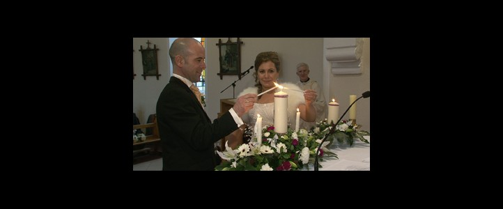 Wedding Videographer – Joanne and Damien – 1'st January 2014