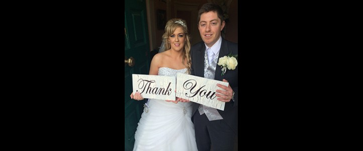 Wedding Videographer – Linda and Colin – 28'th June 2014