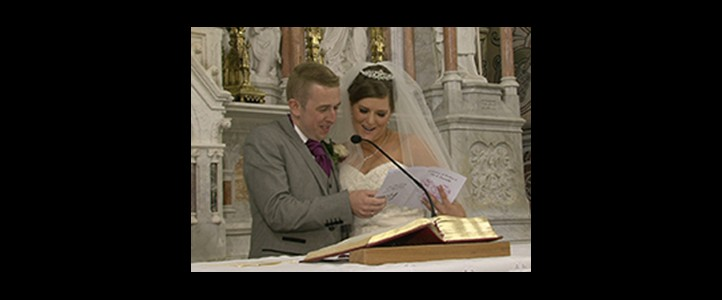 Wedding Videographer – Ger and Danielle – 9'th August 2104
