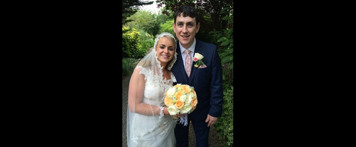 Wedding Videographer – Enda and Laura – 12'th July 2014